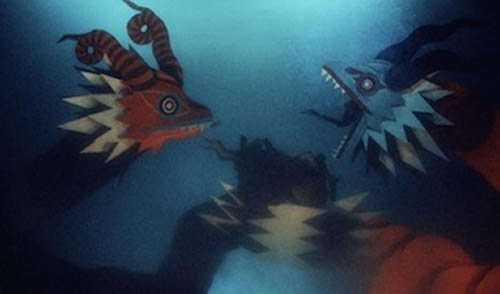Fleet Foxes unveil stunning 8 minute animated video to